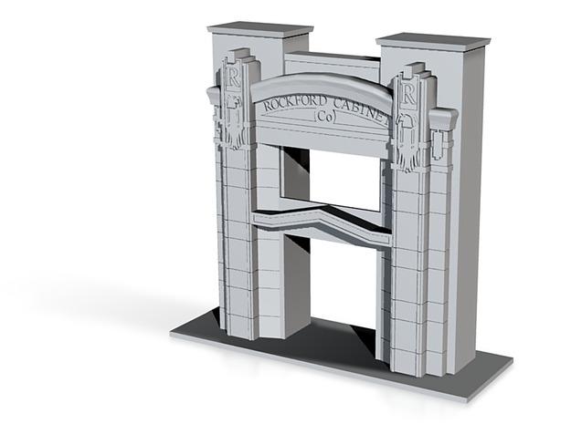 Rockford Cabinet Company Model1
