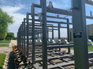 Food Industry Carts Ready to Ship