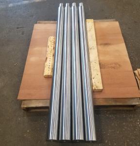 1045 Chrome Plated Steel Shaft (2)