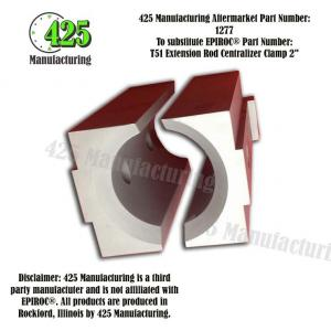 """Tamrock Centralizer Clamp Jaw 2"""""""