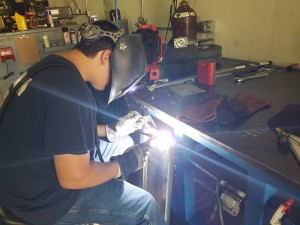 """Tig Welding 1-1/2"""" Thick 6061 Aircraft Quality Aluminum Plate"""