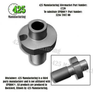 Replaces OEM P/N: 3216 7887 00 Adapter Bolt 425 P/N 1729