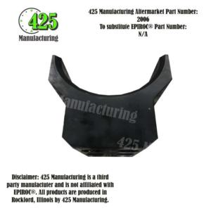 Replaces OEM P/N: N/A SUPPORT HALF 152MM P/N: 2006