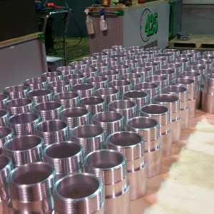Aluminum Standoff Tubes