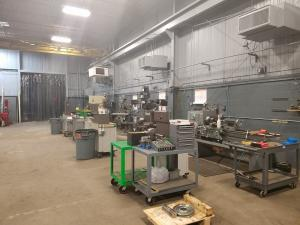 Manual Lathe & ProtoTRAK Mills