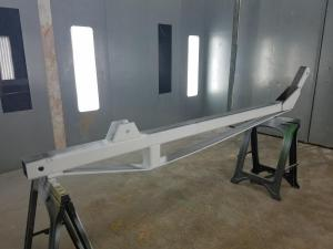 Priming Main Lift Beam