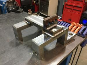 Fabricated Lifting Fixture