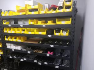 Drill Rig Parts Inventory