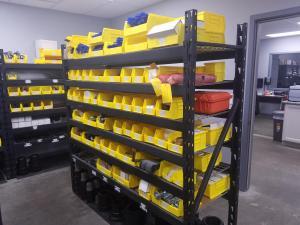 Mining Parts Inventory