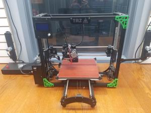 Lulzbot TAZ 53D Printer