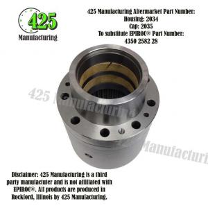Replaces OEM P/N: Floating Adapter Housing  4350 2582 28                                                                                                                               425 CAP P/N = 2035425 HOUSING P/N = 2034