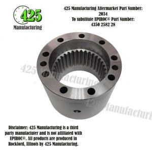 Replaces OEM P/N: Floating Adapter Hub 4350 2582 28                                                                                                                                425 P/N 2034
