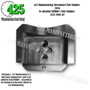 Replaces OEM P/N: 3128 3002 68 Piston Rod End        3222 3113 63 - Complete is Available     425 P/N 2036