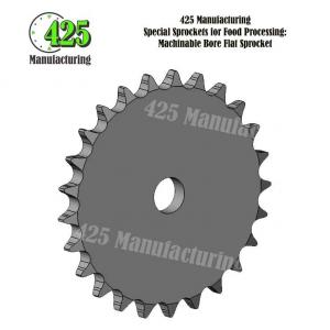 2299K330 MACHINABLE BORE FLAT SPROCKET