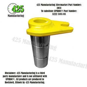 Replaces OEM P/N: 3222 3185 03 Shaft      425 P/N 3031