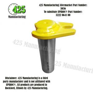 Replaces OEM P/N: 3222 0641 00 Shaft   425 P/N 3036