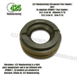 Replaces OEM P/N: Stop Ring 3115 3446 80 (Obsolete P/N)3115 3446 81 (New P/N)       425 P/N 3037
