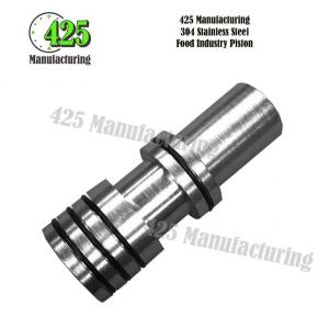 304 Stainless Food Industry Piston