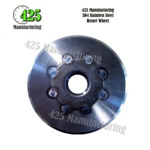 304 Stainless Steel Retort Wheel