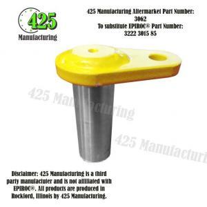 Replaces OEM P/N: 3222 3015 85 Shaft    425 P/N 3062