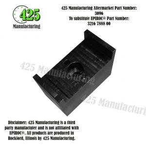 Replaces OEM P/N: 3216 7888 00 Holder    425 P/N 3096