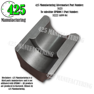 Replaces OEM P/N: 3222 1489 04 Check  for T45 Speedrod                         425 P/N - 3123