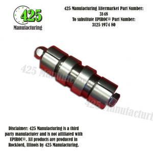 Replaces OEM P/N: 3125 1974 80 Exp. Shaft 425 P/N 3148