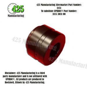 Replaces OEM P/N: 3115 3031 00 Guide 425 P/N 3151