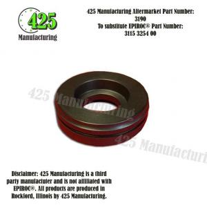 Replaces OEM P/N: 3115 3254 00 Stop Washer 425 P/N 3190