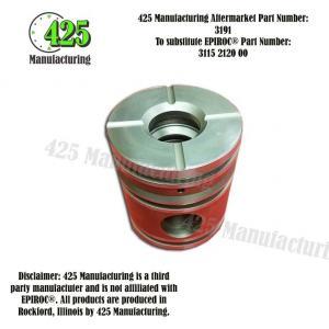 Replaces OEM P/N: 3115 2120 00 Flushing 425 P/N 3191