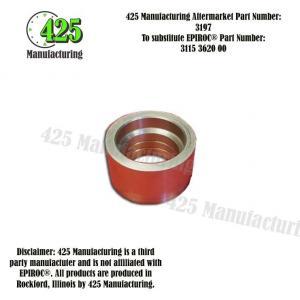 Replaces OEM P/N: 3115 3620 00 Piston Guide 425 P/N 3197