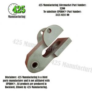Replaces OEM P/N: 3125 0211 00 Chain Guide 425 P/N 3200
