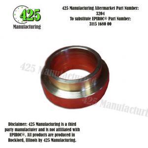 Replaces OEM P/N: 3115 1680 00 Piston Guide 425 P/N 3204