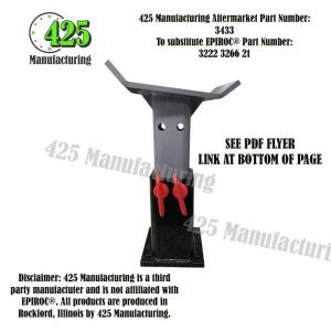 Replaces OEM P/N: 3222 3266 21 Support Complete  425 P/N 3433