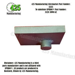 Replaces OEM P/N: 3128 3090 62 Stop Lug 425 P/N 3225