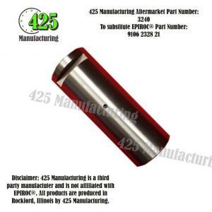 Replaces OEM P/N: 9106 2328 21 Shaft 425 P/N 3240