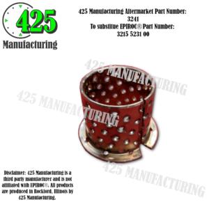 Replaces OEM P/N: 3215 5231 00 Flange Bushing  425 P/N 3241