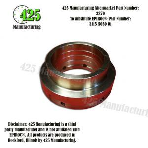 Replaces OEM P/N: 3115 5050 01 Piston Guide 425 P/N 3270
