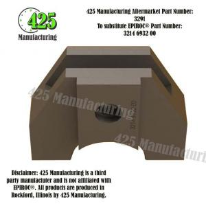 Replaces OEM P/N: 3214 6932 00 Horseshoe Grip Clamp 76mm425 P/N 3291