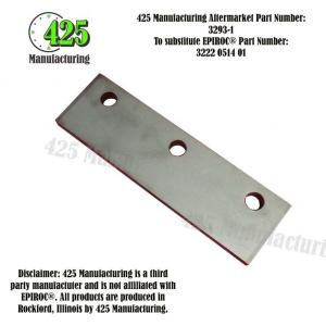Replaces OEM P/N: 3222 0514 01 Sliding Piece  425 P/N 3293-1