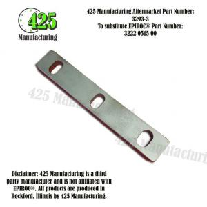 Replaces OEM P/N: 3222 0515 00 Sliding Piece  425 P/N 3293-3