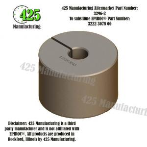 Replaces OEM P/N: 3222 3078 00 Bushing425 P/N 3296-2