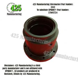 Replaces OEM P/N: Ingersoll Rand 785 Housing, Rod Lock 57683724 425 P/N 3312