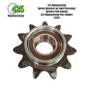 Sprocket Wheel With Bearing 425 P/N 33281