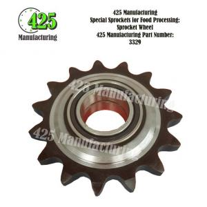Sprocket Wheel With Bearing 425 P/N 3329