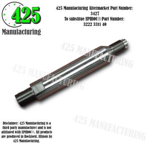 Replaces OEM P/N: 3222 3402 01 Piston Rod End  425 P/N 3648