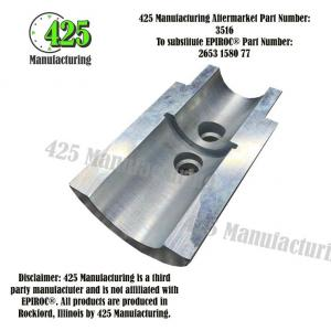 Replaces OEM P/N: 2653158077 Bushing Half T-45 Drill Steel 425 P/N 3516