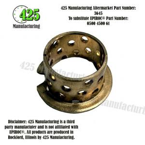 Replaces OEM P/N: 0500 4500 61 Flange Bearing 425 P/N 3645