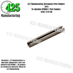 Replaces OEM P/N: 0108 1370 00 Spring Pin 425 P/N 3651