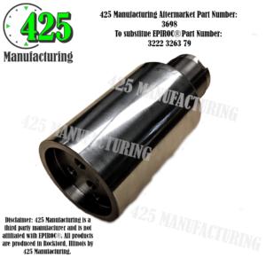 Replaces OEM P/N: 3222 3263 79 Piston Rod  425 P/N 3698